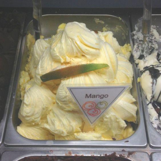 Mango Gelato Crystal Cream ltd Tel 0208 659 8111 | Crystal Creams ltd ...