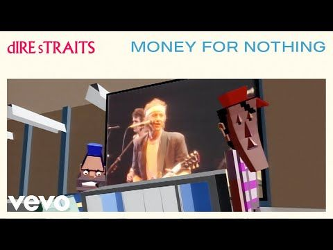 Sultans Of Swing The Very Best Of Dire Straits Youtube Dire Straits Youtube Videos Music Money For Nothing