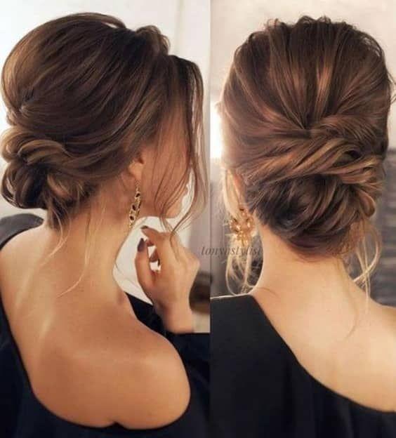 32 Peinados Faciles Y Rapidos Paso A Paso Modelos 2018 Peinados Recogidos Cabello Corto Peinados Boda Pelo Corto Peinado De Fiesta Cabello Corto