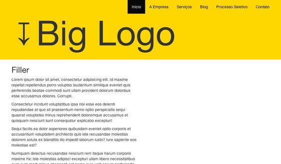 DogSightjs Best Codepens Pinterest - best of blueprint fixed background scrolling layout