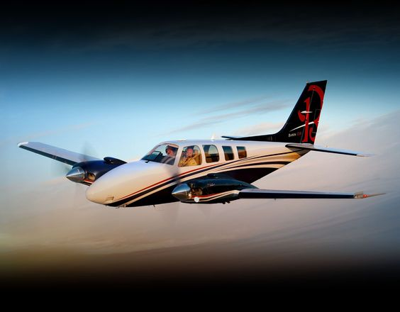 Beechcraft Baron G58 Twin Piston: The sweetest of piston twins!