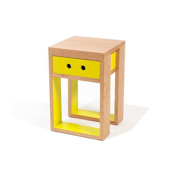 Banco Gaveteiro Origem #farpa #wood #gaveteiro #origem #farpapt #yellow