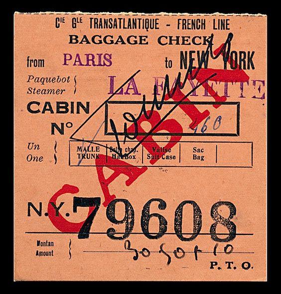 TransatlantiqueBaggage150