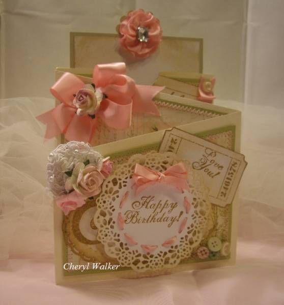Z-Fold/Birthday wishes