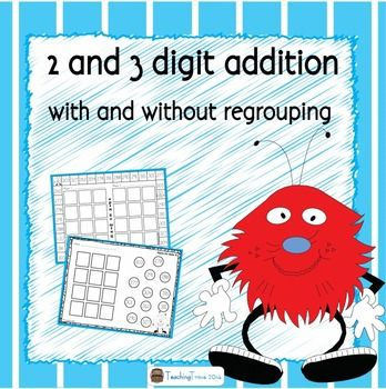 Addition Games with regrouping | Addition games, Common core ...