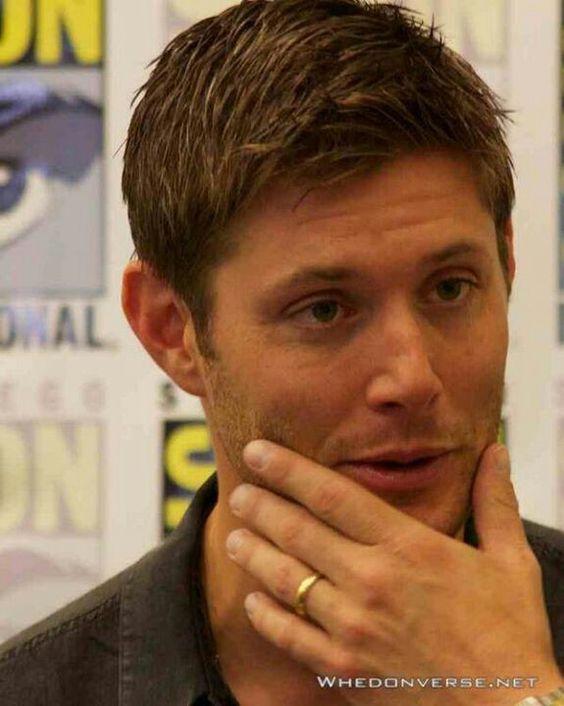 Jensen Ackles ring