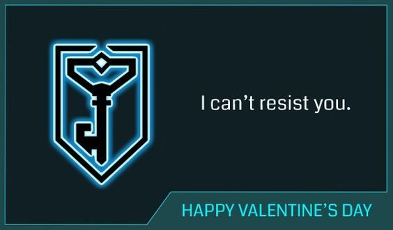 I Can T Resist You Happy Valentine S Day Ingress