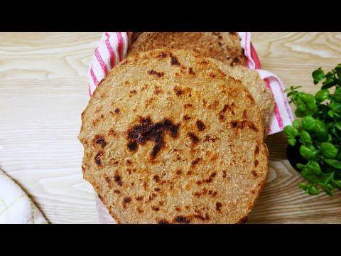 خبز الشعير الصحي لأمراض السكر وأصحاب الدايت خبز مشبع وبدون دهون أو خميره Youtube In 2021 Food Bread