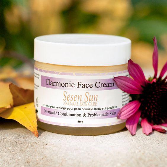 Harmonic Face Cream, Normal / Combination Skin / Problem & Mature Skin - 50g $49.95
