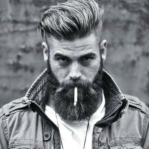 Best Undercut with Beard Styles (2020 Guide)