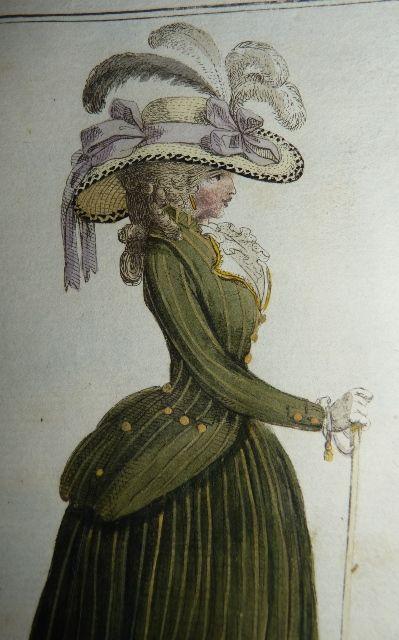 1787 The Journal des Luxus und der Moden