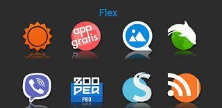Flex - Icon Pack v1.0  Viernes 9 de Octubre 2015.By : Yomar Gonzalez ( Androidfast )   Flex - Icon Pack v1.0 Requisitos: 4.0.3 Iconos  HD (192x192) listos para los dispositivos futuros: Visión general  fondos de pantalla de alta definición   Lanzadores apoyan: Acción Adw AdwEX Apex Atom Aviate GO Inspire KK Lucid Siguiente Nueve Nova Elegante Solo TSF CM Motor Tema y muchos más!  actualizaciones semanales regulares  diseño App en muy moderno con estilo resplandor oscuro Si te gustan los…