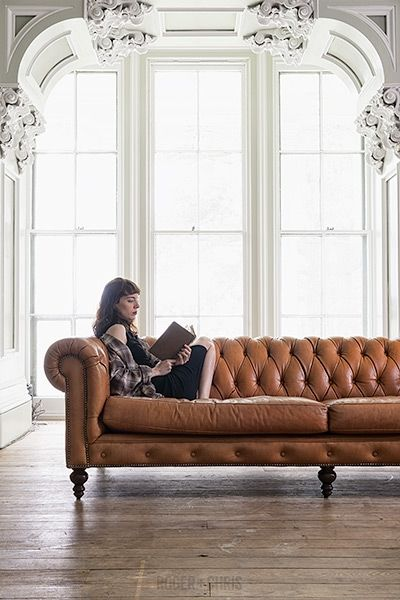 Higgins Is A Custom Made Chesterfield Sofa Made In The Usa