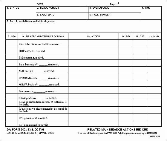 Trailer Inspection Form Template Inspirational Daily Vehicle Inspection Checklis Checklis Daily Form Inspection Inspirational Template Tra En 2020 Reporte