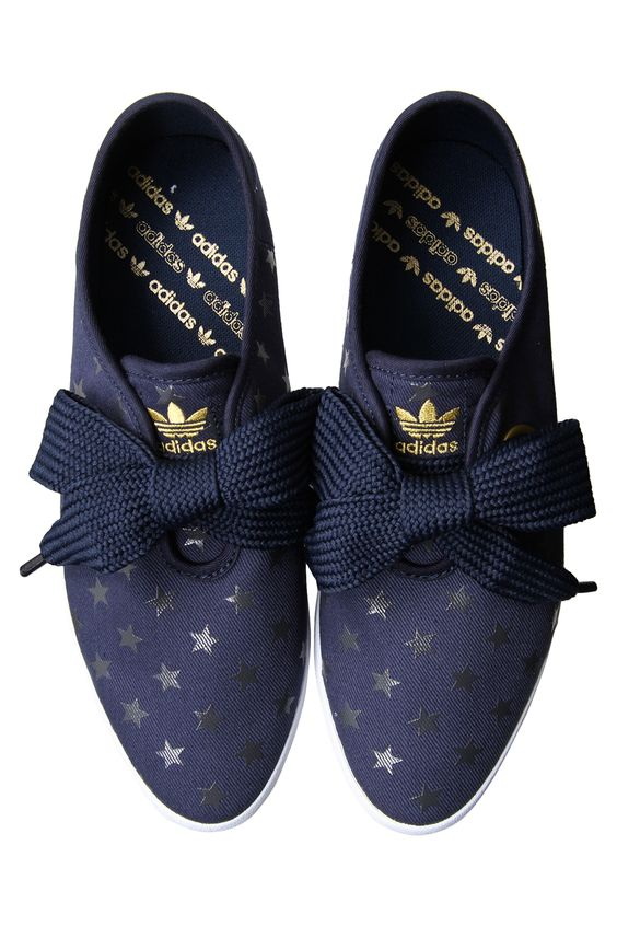 adidas bow flats | German Fashion Adorable. I really want them