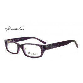 Kenneth Cole KC159 Purple Prescription Eyeglasses From $132