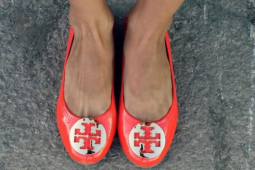 I have these flats: