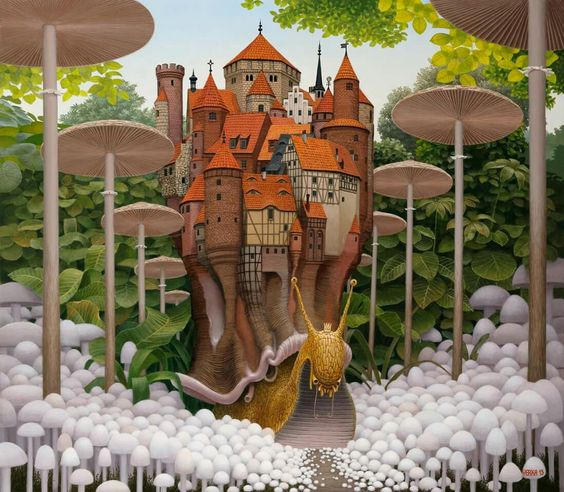 Znalezione obrazy dla zapytania mushroom alley yerka