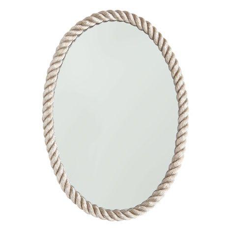 Metal Rope Mirror | ZARA HOME France