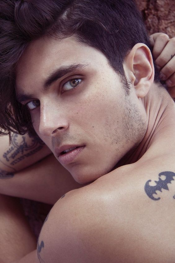 Samuel Larsen--anyone remember him from The Glee Project and then Glee?!