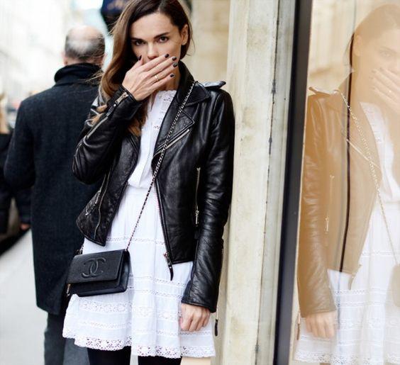 Tendência: casacos sem manga