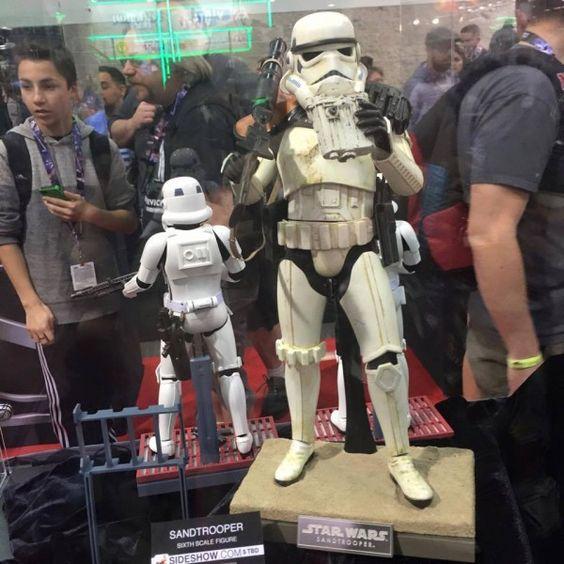 ToyzMag.com » #SWCA : Sandtrooper par Hot Toys