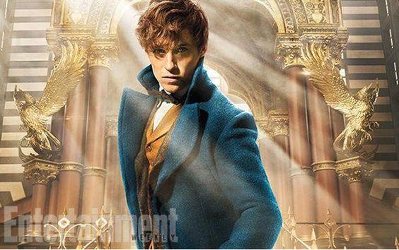 Eddie Redmayne as Newt Scamander in Fantastic Beasts and Where to Find Them. Image Credit: Jaap Buitendijk