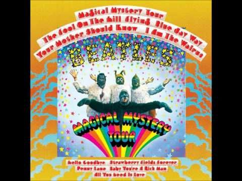 "The Beatles - ""Magical Mystery Tour"" (2009 Stereo Remastered) [Full Album]"