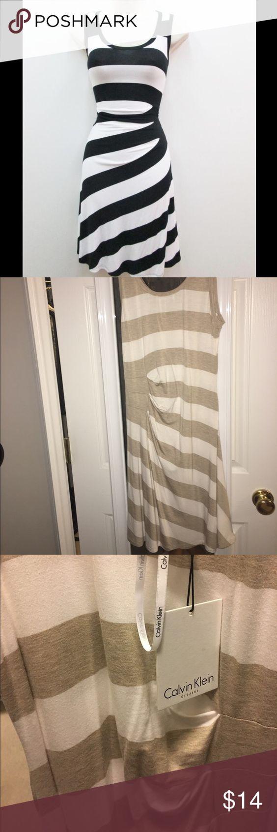 NWT Calvin Klein Dress NWT Calvin Klein dress (note actual dress is beige) Calvin Klein Dresses