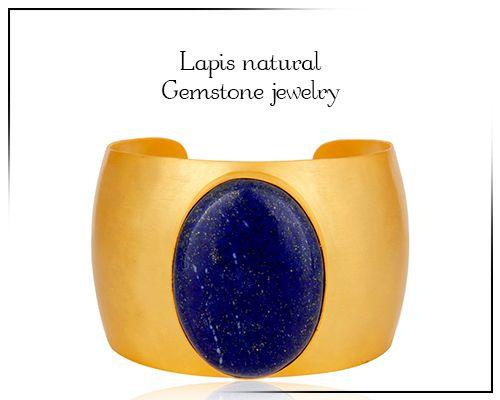 Dws Jewellery Pvt Ltd Lapis Natural Gemstone Jewelry Manufacturer In Jaipur Natural Gemstones Gemstones Natural Gemstone Jewelry