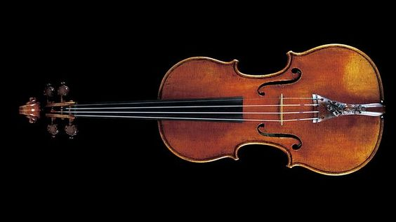 'Lady Blunt,' - 1721 Stradivarius violin that sold for more than 15 million