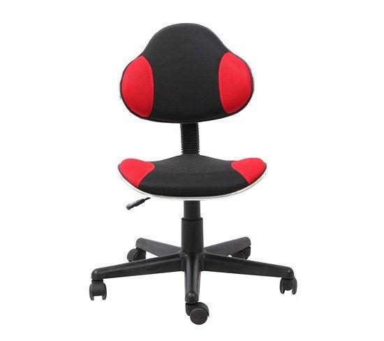 Chaise Bureau But Chaise De Bureau New Froggy Rouge Noir Chaises Et Fauteuils But De Office Chair Chair Home Decor