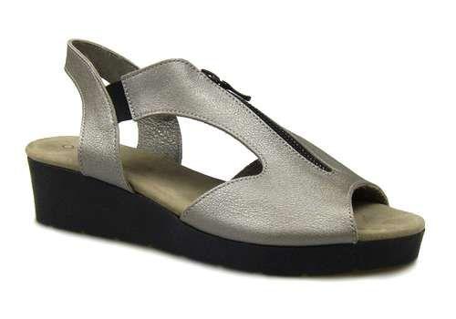 Arche Shoes - Malzy Fast Zinc Sandals