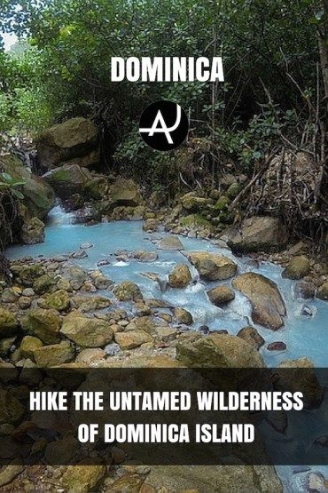 Find out the great hiking and trekking opportunities available in the caribbean island of Dominica.