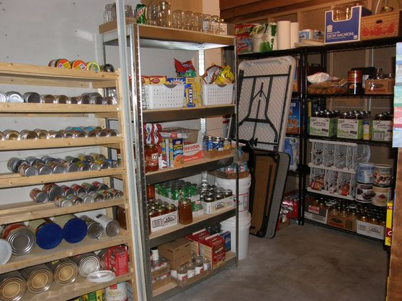 storage room in house - Google Search