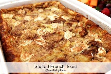 stuffed french toast @createdbydiane