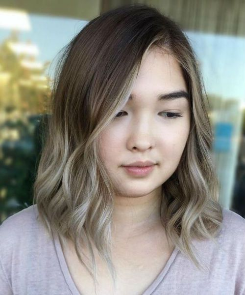So Cute Medium Soft Hairstyles For Asian Women Not To Miss Out This Year Styles Beat Bob Hairstyles For Round Face Haircuts For Fine Hair Hairstyles For Round Faces