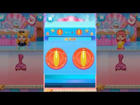 Mermaid Unicorn Cupcake Bakery Shop Cooking Game Fun Food Making