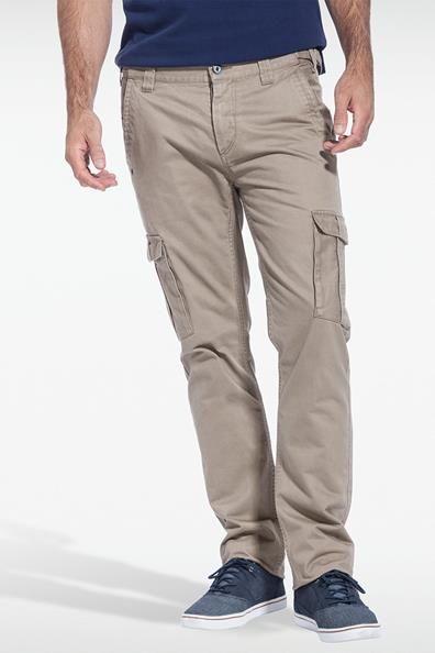 Pantalon homme toile poches Instinct