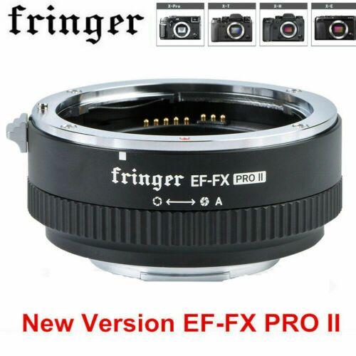 349 00 New Fringer Ef Fx2 Pro Ii Auto Focus Lens Adapter For Canon Eos Ef Ef S Fuji Gdt Canon Eos Tokina Lens Canon Eos Cameras