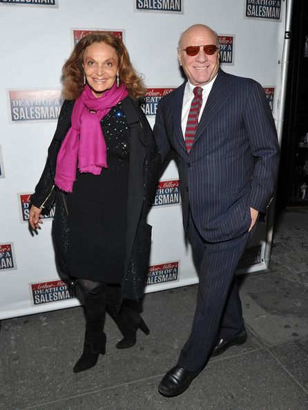 "Diane von Furstenberg Photo - ""Death Of A Salesman"" Broadway Opening Night"