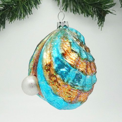 Animated Hand Painted Fish Glass Christmas Ornaments Wholesales ...