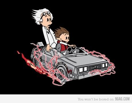 back to the future!