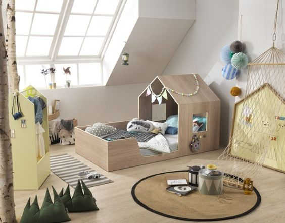 Habitaciones muy bonitas para ni os peque os fotos y google - Cama para ninos pequenos ...