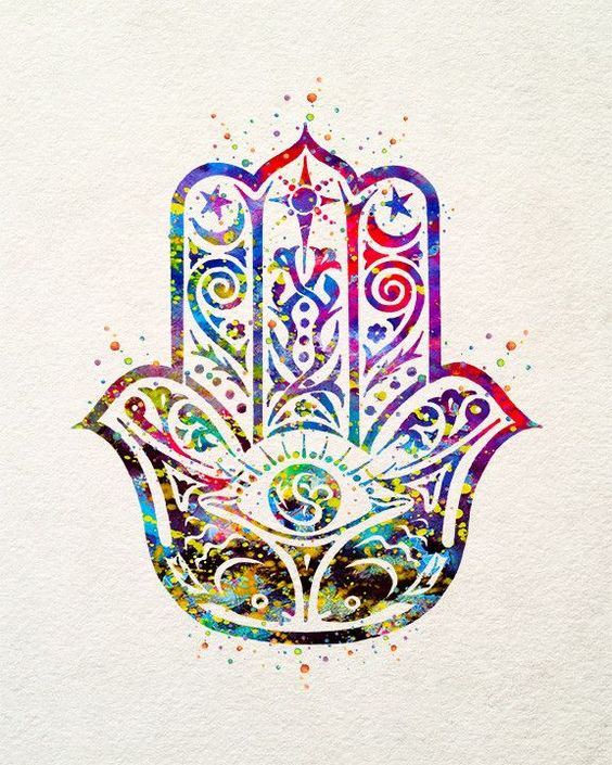 Hamsa, Make Your And Hands On Pinterest