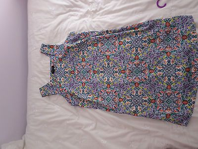 Brand New With Tag Print Dress From New Look Size 14 https://t.co/Dax2ncEQh0 https://t.co/DSMss9tL1Q