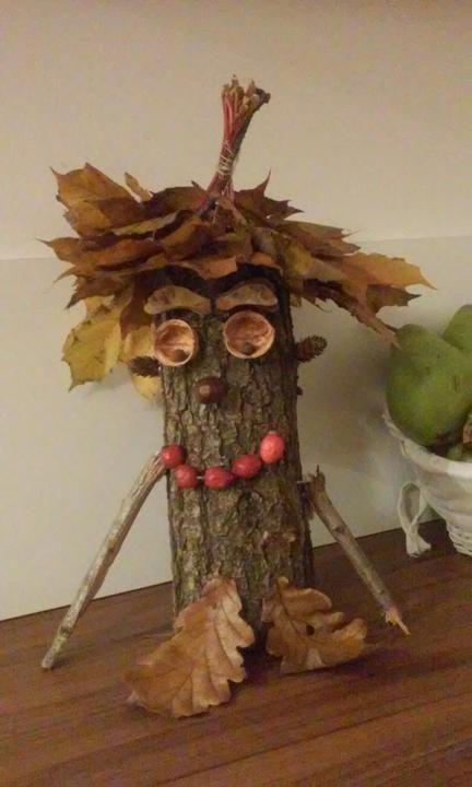 Herbstblatter Kreative Deko Und Bastel Ideen Kastanien