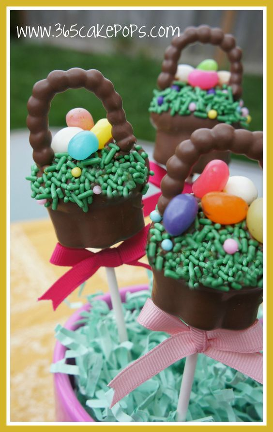 nice easter basket idea... for next year
