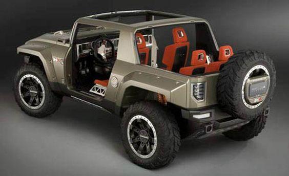 Jeep Phoenix Pop Up Hummer Hx Hummer Cars Hummer