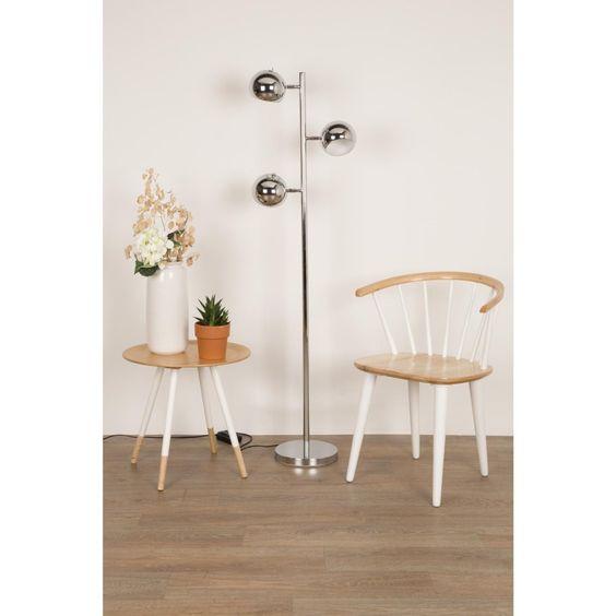 2 chaises design gee blanches lot de deux zuiver zuiver prix avis - Chaise De Cuisine Retro